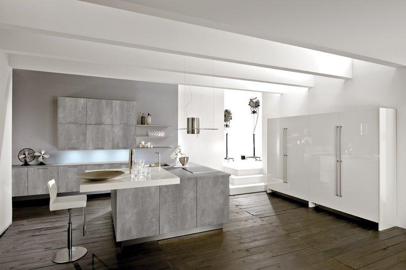 m bel meyer k chen. Black Bedroom Furniture Sets. Home Design Ideas